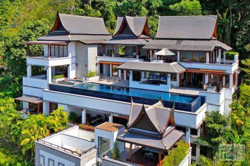 5 bedroom villa for rent in Choeng Thale, Thalang