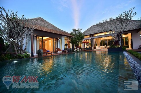4 bedroom villa for sale in Choeng Thale, Thalang