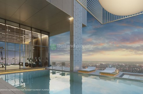 1 bedroom condo for sale in MARU Ladprao 15 near MRT Ratchadaphisek