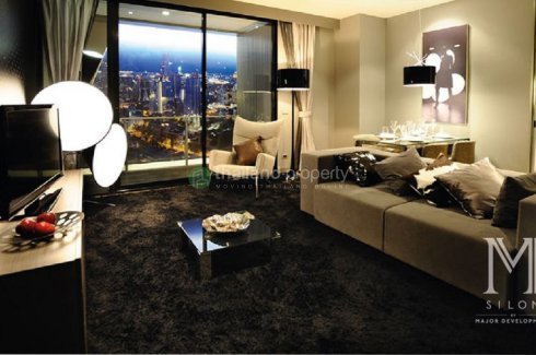 1 bedroom condo for sale in M Silom near BTS Chong Nonsi