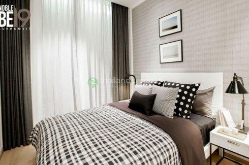 1 Bedroom Condo for sale in Noble BE 19, Khlong Toei Nuea, Bangkok near BTS Asoke