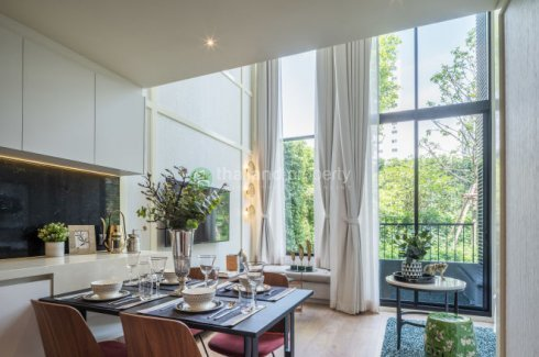 1 Bedroom Condo for sale in Noble Form Thonglor, Khlong Tan Nuea, Bangkok near BTS Thong Lo