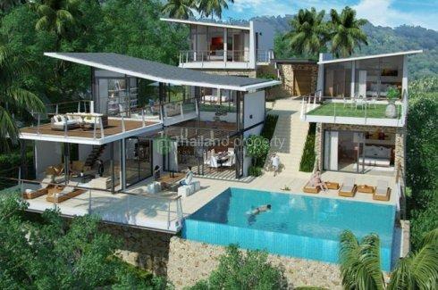5 bedroom villa for sale in Dove Luxury Villas by Samui Living Co Ltd