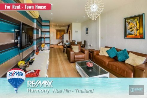2 Bedroom Townhouse for rent in Hua Hin, Prachuap Khiri Khan
