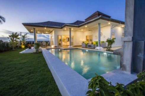 3 bedroom villa for sale or rent in Thap Tai, Hua Hin