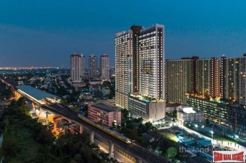 Rich Park @ Triple Station   Newly Completed Condo next to MRT, Airport Link  and Hua Mak, Suan Luang - Special Discount 20%!. 📌 Condo for sale in  Bangkok   Thailand-Property