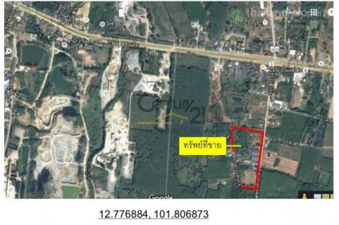 Warehouse / Factory for sale in Kong Din, Rayong