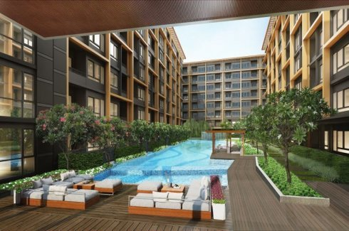 1 bedroom condo for sale near MRT Huai Khwang
