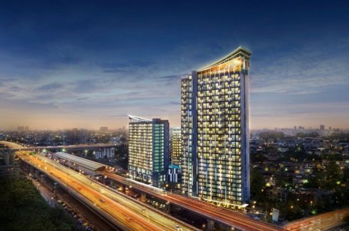 1 Bedroom Condo for sale in Metro Sky Prachachuen, Bang Sue, Bangkok near MRT Bang Son