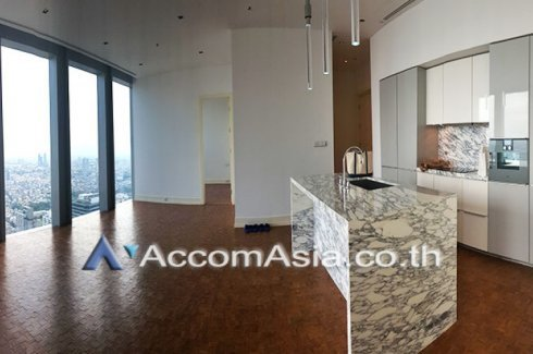 2 Bedroom Condo For Rent In The Ritz Carlton Residences At MahaNakhon,  Silom,