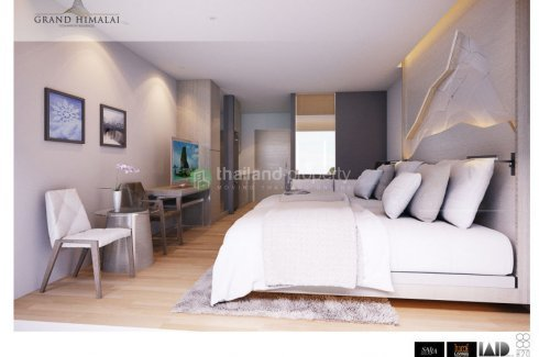 Condo for sale in Grand Himalai