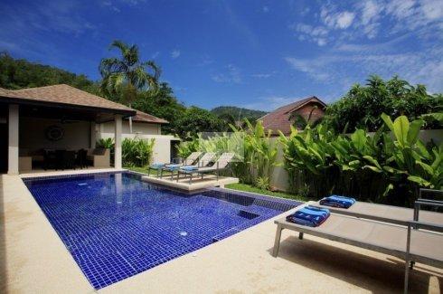 3 bedroom villa for rent in Nai Harn, Mueang Phuket