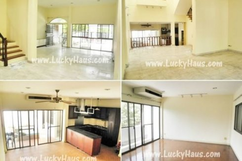 4 Bedroom Townhouse for rent in Khlong Toei Nuea, Bangkok near BTS Thong Lo