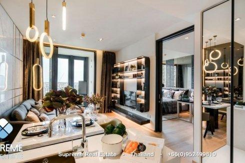 Beatniq Super Luxury One Bedroom Unit For Sale Condo For Sale In Bangkok Thailand Property