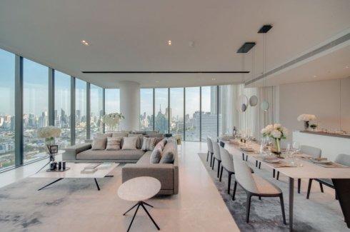 3 Bedroom Condo for sale in Banyan Tree Residences Riverside Bangkok, Khlong San, Bangkok near BTS Saphan Taksin