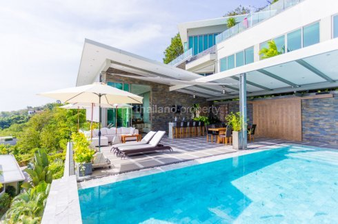 5 bedroom villa for sale in Pa Khlok, Thalang