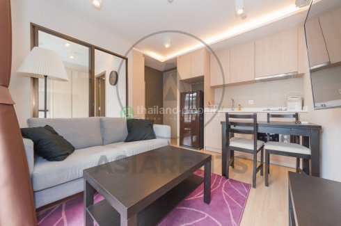 1 bedroom condo for rent in Maestro 12 near BTS Ratchathewi