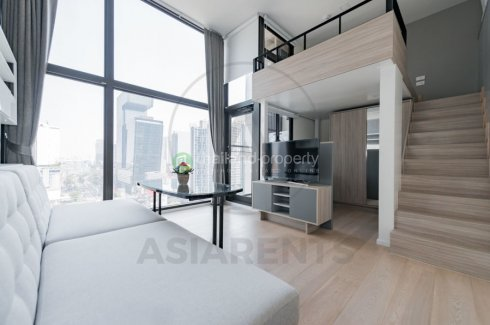 1 bedroom condo for rent in Chewathai Residence Asoke near Airport Rail Link Makkasan