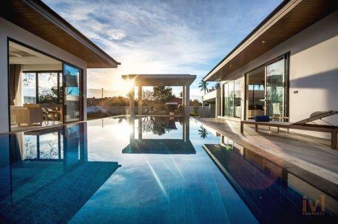 3 bedroom villa for sale in Choeng Mon, Ko Samui