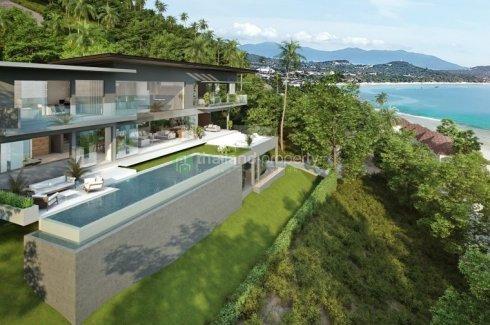 4 bedroom villa for sale in Chaweng Noi, Ko Samui