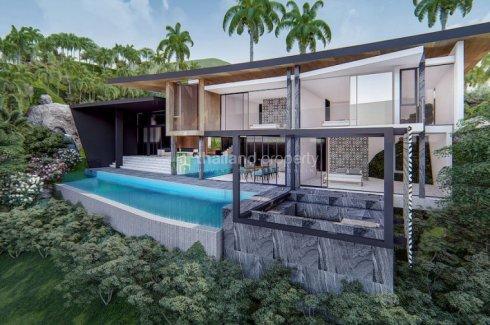 3 Bedroom Villa For Sale In Mae Nam Surat Thani