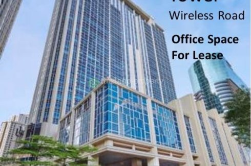 Office for rent in Athenee Tower, Lumpini, Bangkok