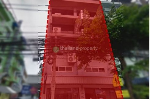 Shophouse for sale in Chong Nonsi, Bangkok