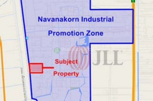 Land for sale in Khlong Nueng, Pathum Thani
