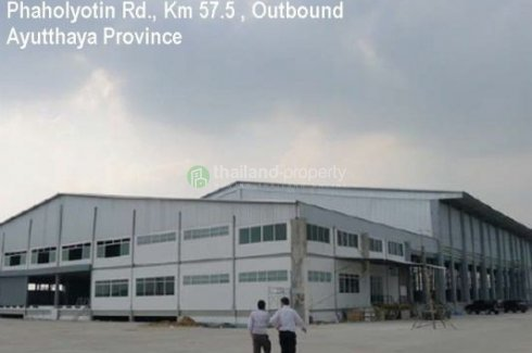 Warehouse / factory for rent in Phra Nakhon Si Ayutthaya