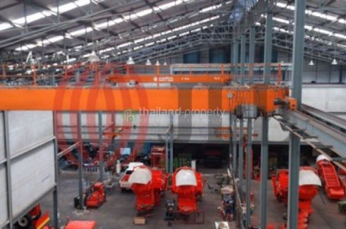 Warehouse / factory for sale in Bang Sao Thong, Samut Prakan
