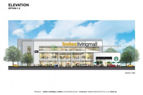 Retail Space for rent in Samae Dam, Bangkok