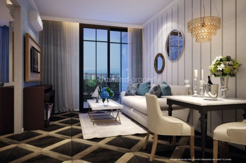 1 Bedroom Condo for sale in ESPANA CONDO RESORT PATTAYA, Nong Prue, Chonburi