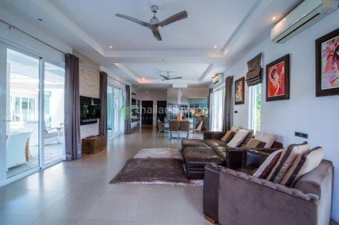 4 Bedroom Villa for sale in Riverside Residence, Hua Hin, Prachuap Khiri Khan