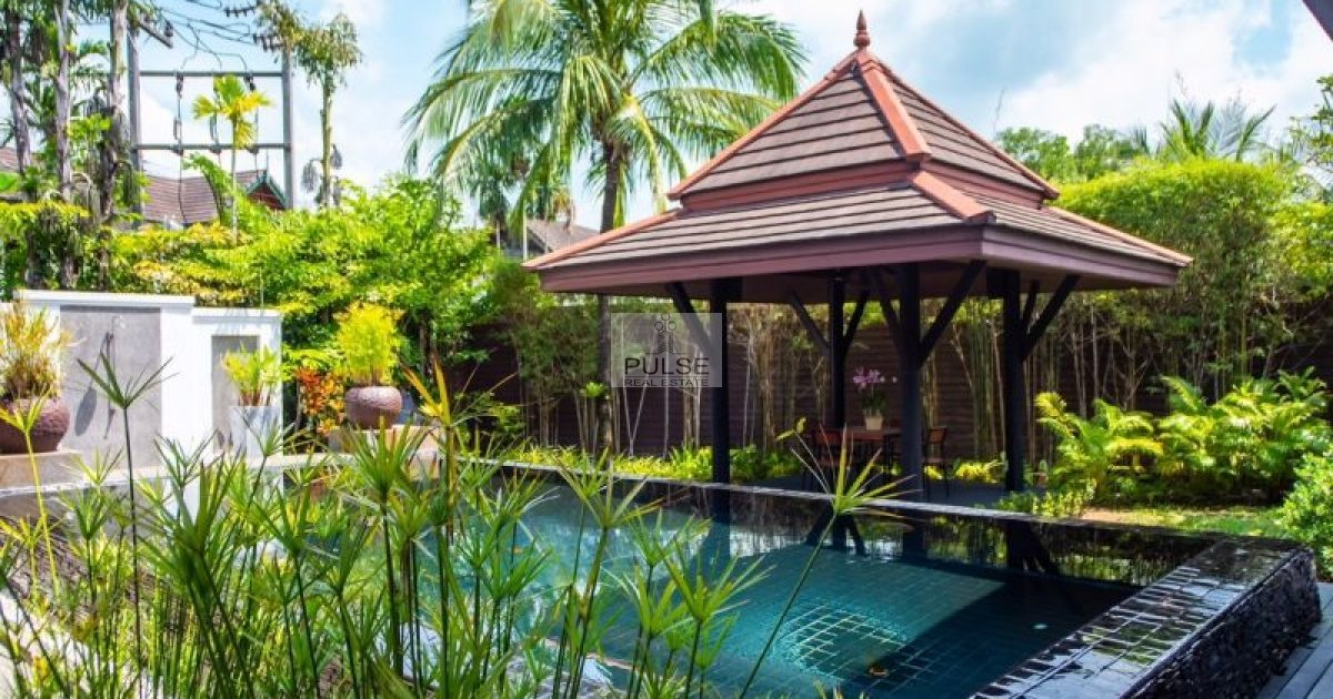 3 Bedroom Villa for sale in BAAN THAI SURIN GARDENS, Choeng Thale, Phuket -  Phuket
