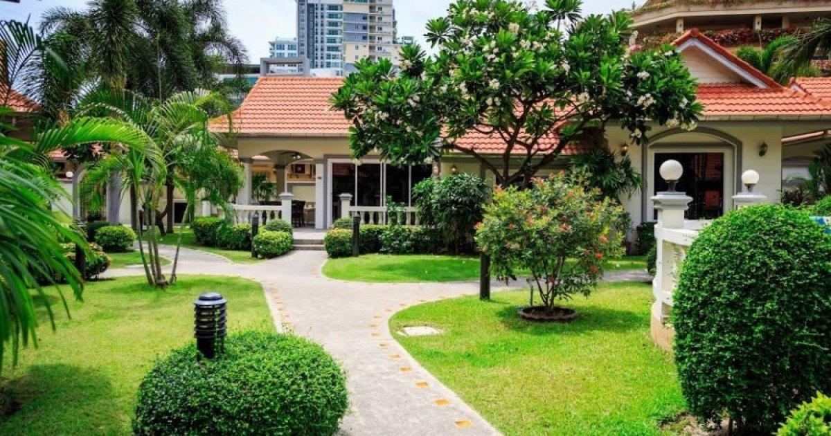 Villa In Nordic Apartment 5   Ud83d Udccc Villa For Sale In Chonburi