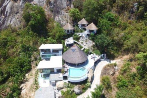 7 bedroom villa for sale in Maret, Ko Samui