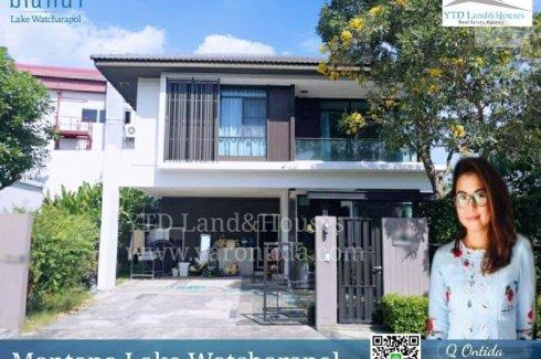 3 Bedroom House for sale in Mantana Lake Watcharapol, O Ngoen, Bangkok