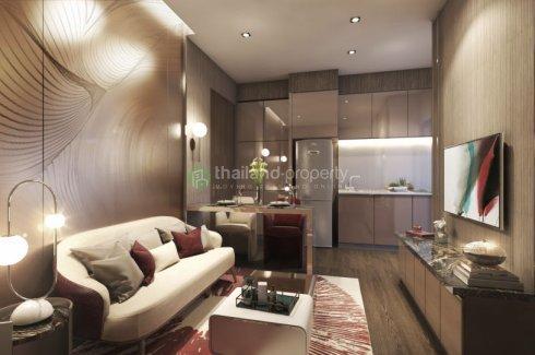 1 Bedroom Condo for sale in CLOUD Thonglor-Phetchaburi, Bang Kapi, Bangkok near MRT Phetchaburi