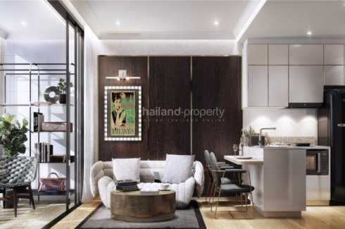 1 Bedroom Condo for sale in Quinn Condo Sukhumvit 101, Bang Chak, Bangkok near BTS Punnawithi