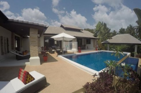 3 bedroom villa for rent in Bo Phut, Ko Samui