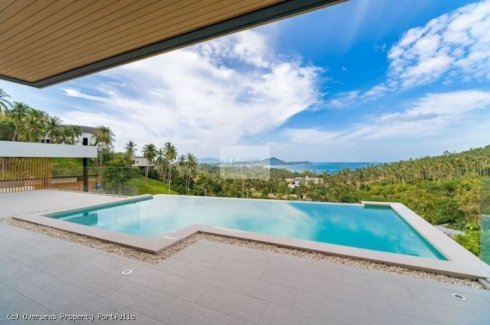 3 Bedroom Villa For Sale In Chaweng Noi Surat Thani