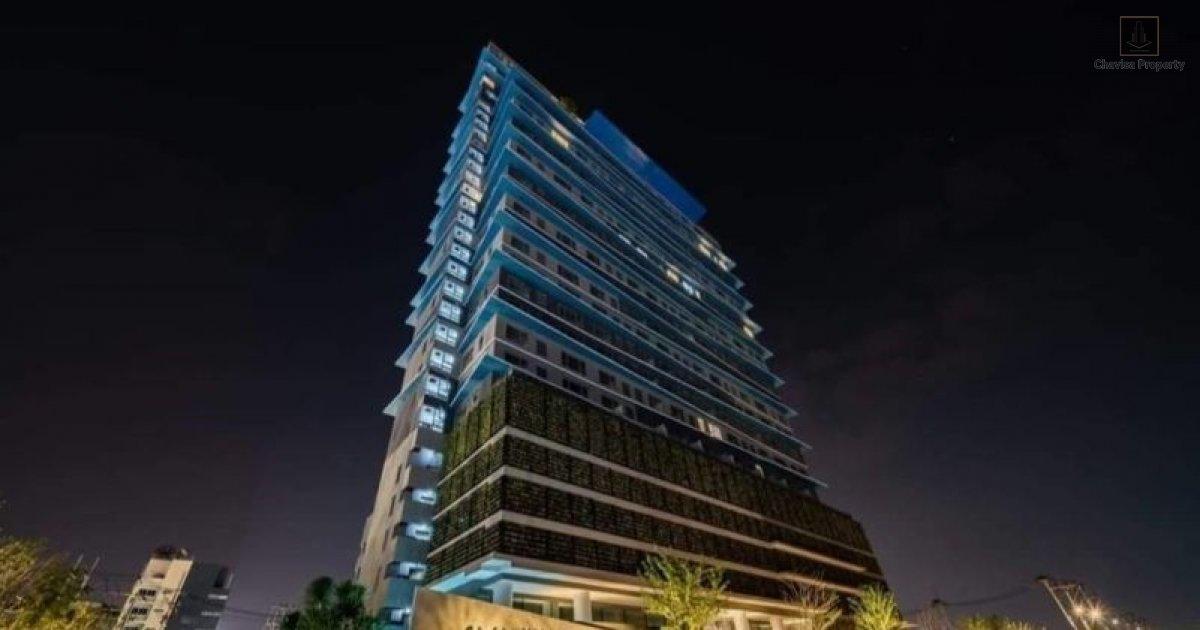 Casalunar Mesto Condo Chonburi 11th Floor With Electrical Appliances Condo For Rent In Chonburi Thailand Property