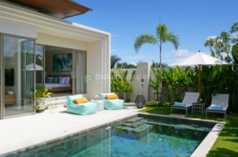 3 Bedroom Villa for sale in Trichada Sky Villa, Choeng Thale, Phuket